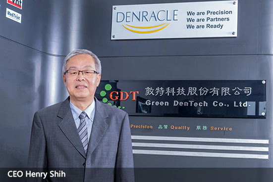 Managing Director Shih Hung Ju