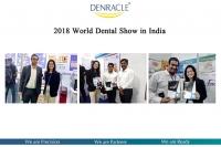 2018 World Dental Show in Mumbai