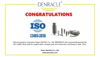 ISO 13485 qualification renewal