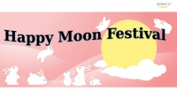 Moon Festival Off from Oct 1~4